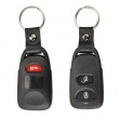 Remote Shell (2+1) Button for Hyundai 10pcs/lot