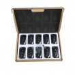 10pcs XHORSE VVDI2 Volkswagen DS Type Remote Key 3 Buttons