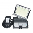 JLR VCI Jaguar and Land Rover Diagnostic Tool with Panasonic CF19 Touchscreen Laptop