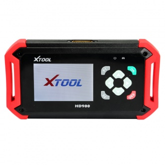 2018 Latest Original XTOOL HD900 Heavy Duty Truck Code Reader Replace PS201 Diagnosis