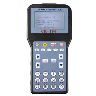 CK-100 CK100 V46.02 Auto Key Programmer SBB Update Version Support Toyota G Chip With 1024 Tokens​