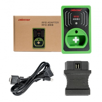 OBDSTAR RFID Code Reader Adapter for VW AUDI SKODA SEAT 4th & 5th IMMO For Key Master DP/X300 DP/DP PAD/Key Master/X300