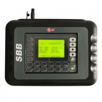 New SBB Key Programmer ck100 Auto Key Programmer Lastest Version V46.02