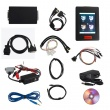 Genius & Flash Point K-TOUCH K Touch OBDII/BOOT Protocols ECU Chip Tuning Tool Hand-Held KESS V2 with ECM1.61&Winols 2.2