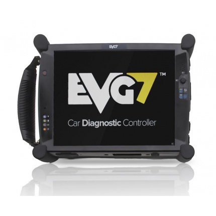 EVG7 HDD500GB/DDR 4GB Diagnostic Controller Tablet PC For BMW iCOM A2 A3/ MB STAR C4 C5 /GM MDI