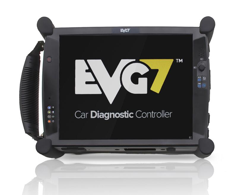 Evg7 Hdd500gb Ddr 4gb Diagnostic Controller Tablet Pc For