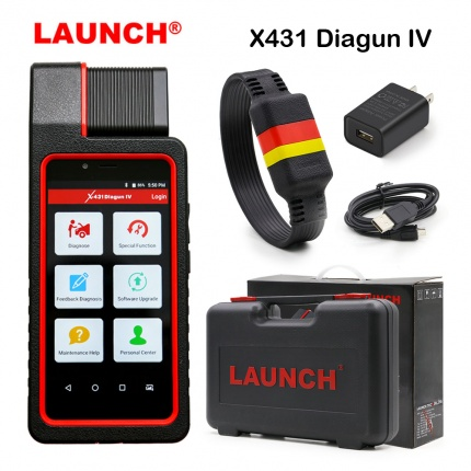 Launch X431 Diagun IV Diagnotist Tool with 2 years Free Update X-431 Diagun IV Scanner