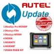 Autel MaxiSys Pro MS908P/Elite/MS908/MS906/MS906TS /MS906BT/DS808Kit/MaxiIM IM608 Autel Software one year Update Servic