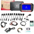 CARFANS C800 Heavy Duty Truck Diagnostic Scan Tool with Special Function better than Launch and Autel truck scanner
