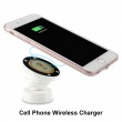 V-checker T105 Wireless Charger Cell Phone iPhone Car Power Source