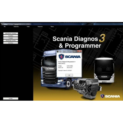 2018 Scania SDP3 2.35 Diagnosis & Programmer + Activation without Dongle