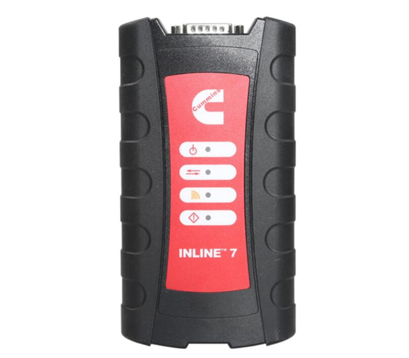 Cummins INLINE 7 Data Link Adapter Cummins Truck Diagnostic Tool with Cummins Insite 8.3 Software