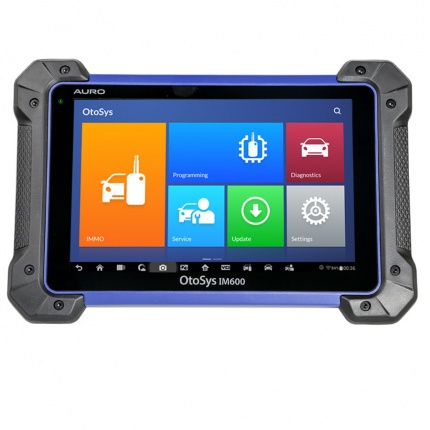 Auro OtoSys IM600 Diagnostic Key Programming and ECU Coding Tool Update Online