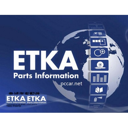 2019 ETKA Electronic Catalogue V8.1 For Audi VW Seat Skoda Update Online