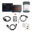 VXDIAG Multi Diagnostic Tool BENZ MB SD Connect C5 Plus BMW ICOM NEXT 2 in 1 Scanner V2019.12