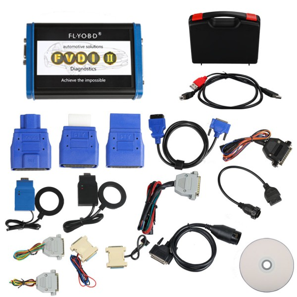 FVDI2 ABRITES Commander Diagnostic Tool FVDI 2 with 28 Software Full Version No Time Limitation