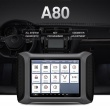 XTOOL A80 With Bluetooth/WiFi Full System Car Diagnostic tool Car OBDII Car Repair Tool Vehicle Programming/Odometer