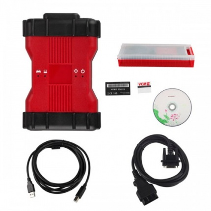 Best Quality VCM II VCM2 Mazda Diagnostic Tool With V98 or V117 Software