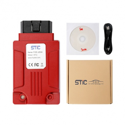 FVDI J2534 Diagnostic Tool for Ford and Mazda better than Vcm2 Vcm ii​