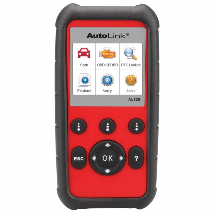 Autel AL629 AutoLink ABS/SRS/Engine/Transmission + CAN OBDII Pro Service Tool