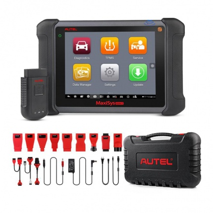 Original AUTEL MaxiSYS MS906TS Auto Obd2 Scanner Professional Diagnostic Tool With TPMS Function