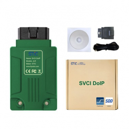 SVCI JLR DoIP SDD Pathfinder Diagnostic Tool for Jaguar and Land Rover 2005-2019 Supports Online Programming With accoun