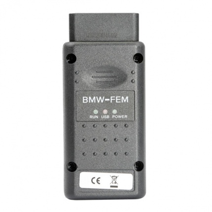 Original Yanhua BMW-FEM BMW FEM OBD Car Key Programmer Update Online No Need Token Support BMW Till 2017