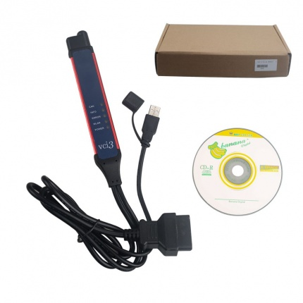 Scania VCI-3 VCI3 Scanner Wifi Wireless Diagnostic Tool Software V2.46.1