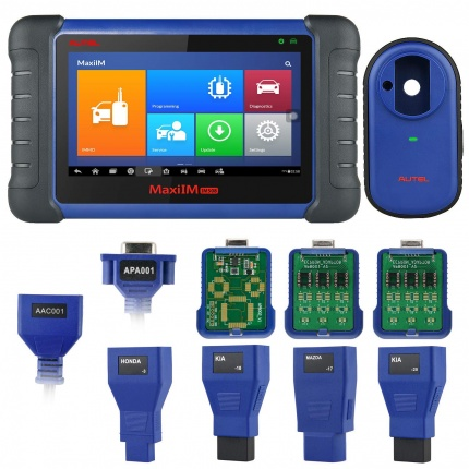 Autel MaxiIM IM508 ADVANCED IMMO & KEY PROGRAMMING Perfect Replacment of AURO OtoSys IM100