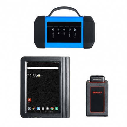 Launch X431 V+ HD3 HD III Truck Module Trucks & Cars 2 in 1 Diagnostic Tool Supports Car and Heavy Duty Truck Scan Tool