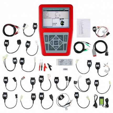 iQ4bike Precise Electronic Diagnostics Systems for Motorcycles