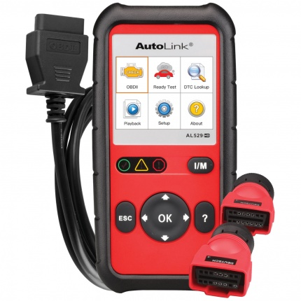 Autel AL529HD Enhanced Heavy Duty Vehicle scan TooL AutoLink AL529HD Diagnostic Scanner