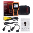 LAUNCH CR-HD Pro Car and Truck OBD2 HOBD Code Reader Scanner Support 12V/24V