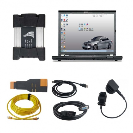 V2020.08 BMW ICOM NEXT A+B+C BMW ICOM A3+B+C BMW Diagnostic Tool Plus Lenovo X230 Laptop With Engineers Software