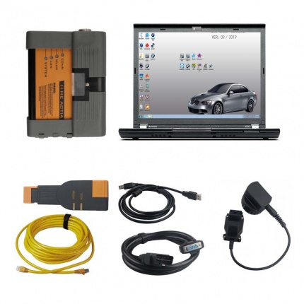 V2020.08 BMW ICOM A2+B+C BMW Diagnostic & Programming TOOL Plus Lenovo X230 Laptop With Engineers Software