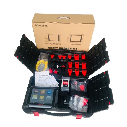 Autel Maxisys Pro MS908P (MK908P/MS908SP) OBD2 Diagnostic Scanner For ECU coding, Active Test, J2534 Reprogramming