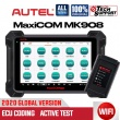 Autel MaxiCOM MK908 Maxisys 908 Automotive Diagnostic Scan Tool Advanced Full System OBD2 Scanner with ECU Coding