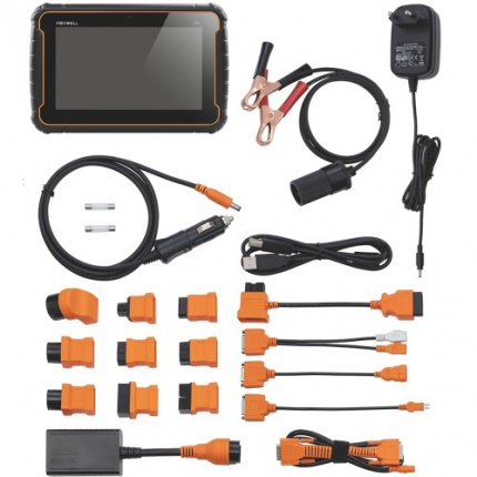 Foxwell GT60 OBD2 Car Diagnostic Scan Tool Full System 19 Special Functions Oil/EPB/Reset/DPF/BMS/Injector/Coding Automo