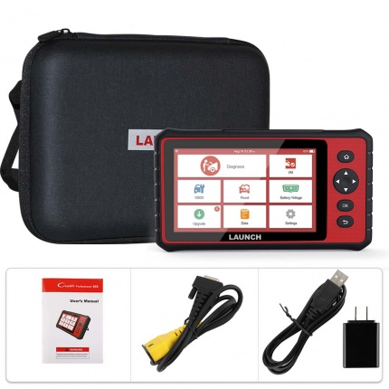 LAUNCH X431 CRP909 OBD2 Car Diagnostic Scanner OBD2 Scanner Airbag SAS TPMS EPB IMMO Reset Auto Code Reader