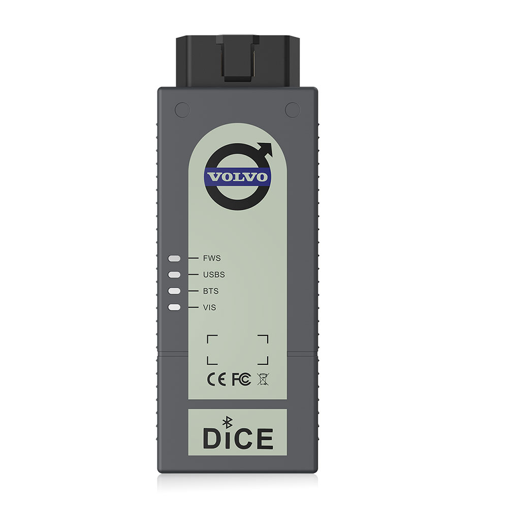 Best Quality VOLVO VIDA DICE Diagnostic Tool With Bluetooth