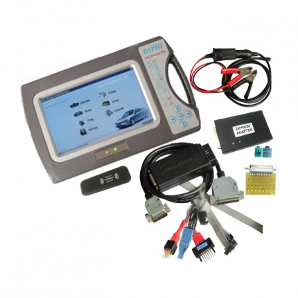 Original DSP3+ Vag Dash Prog Full Version ​Odometer Correction Tool