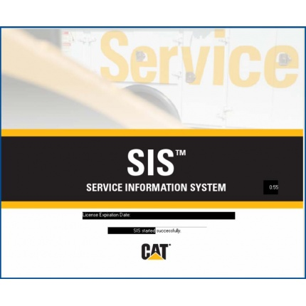 2020 Caterpillar SIS CAT SIS 2020 Service Information System