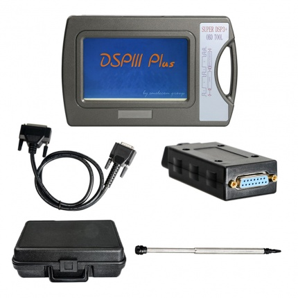 Super DSPIII DSP3 Plus Odometer Correction Tool for AUDI/VW/ SKODA/SEAT/BENTLE/MERCEDES/LAND ROVER/JAGUAR/VOLVO/PORSCHE
