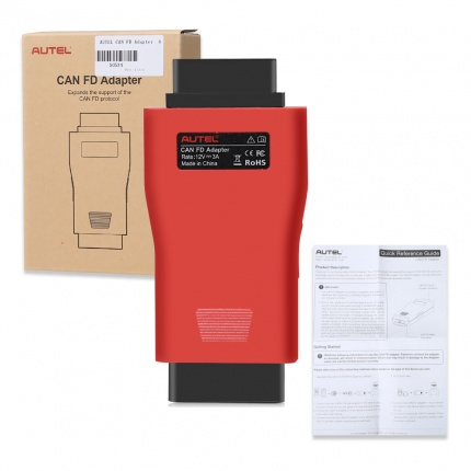 CAN FD Adapter for AUTEL MaxiSys Series Supports GM 2020