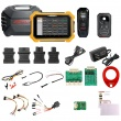 OBDSTAR X300 DP PLUS PAD2 A/B/C Configuration Immobilizer+Special function+Mileage Correction Supports ECU Programming &
