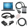 V75 Nissan Consult 3 Consult III plus Diagnostic Tool V75 with Lenovo T410 Laptop Ready To Use