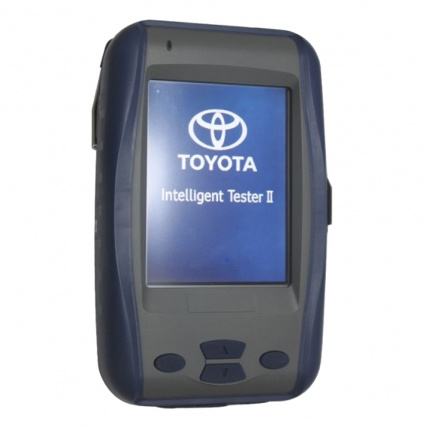 TOYOTA DENSO Diagnostic Tester 2-IT2 for Toyota Best Quality 2017.12 Version