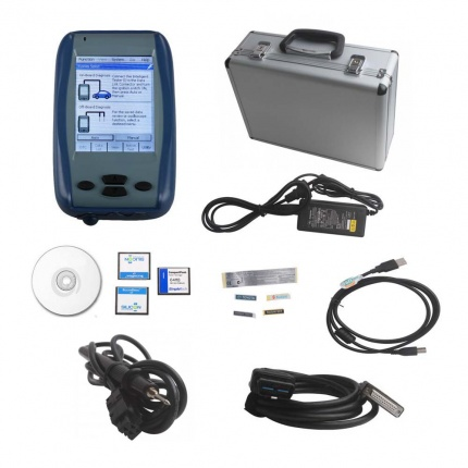 Toyota Denso Diagnostic Tester IT2 V2017.12 Diagnostic tool for Toyota and Suzuki