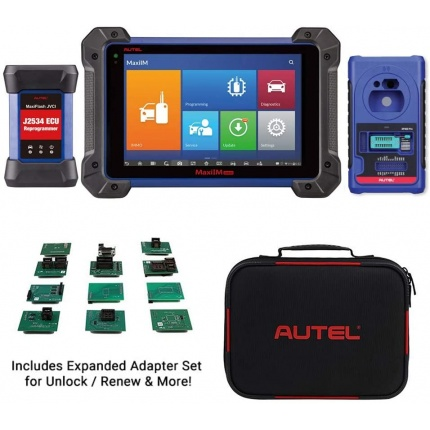 Autel MaxiIM IM608 PRO Auto Key Programmer Diagnostic Tool + XP400 PRO & IMKPA All-In-One Key Programming And Diagnostic