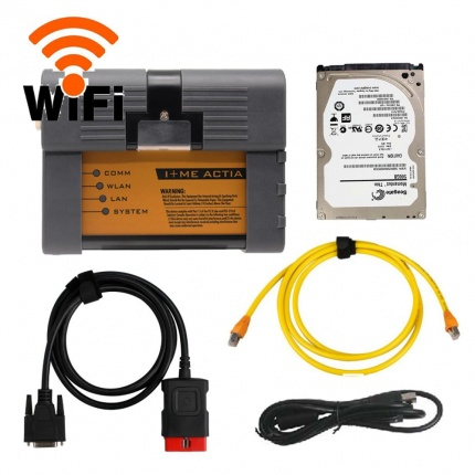V2021.03 BMW ICOM A3 Pro+ Professional Diagnostic Tool with WIFI Function